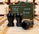 Штоф мина в ящике Сувенир с Донбасса МОН-50, фото 3