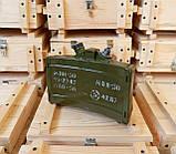 Штоф мина в ящике Сувенир с Донбасса МОН-50, фото 5