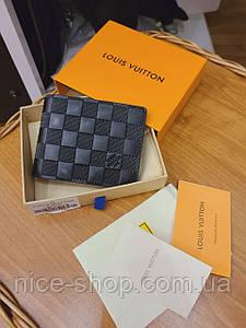 Кошелек-портмоне Louis Vuitton кожаный