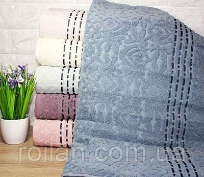 Банные турецкие полотенца Полоска