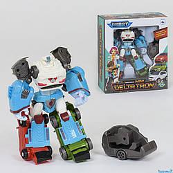 Робот-трансформер Tobot DeltaTron 520