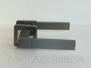 Дверная ручка TRIONCICERO AL BNB-D/NP