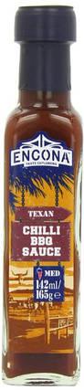 Соус техасский чили барбекью Encona, 142мл, фото 2