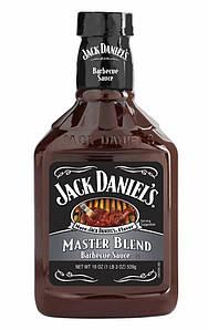 Соус к барбекью Master Blend Jack Daniels, 539г