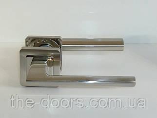 Дверная ручка TRION DECCO AL BSN/NP