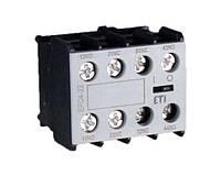 Блок-контактов к 3-полюсным CEC EFCO-02