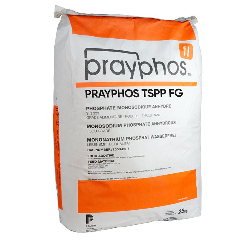 Фосфат для мясной промышленности PRAYPHOS TSPP FG, Prayon, Бельгия, 25 кг