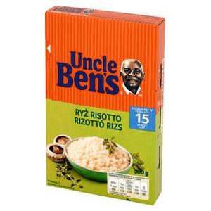 Рис к ризотто Uncle Ben's, 500г