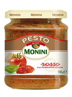 Песто Rosso с помидорами и базиликом Monini, 190г
