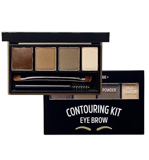 Набор для контуринга бровей Etude House Brow Contouring Kit #2 Gray Brown 3.8 г