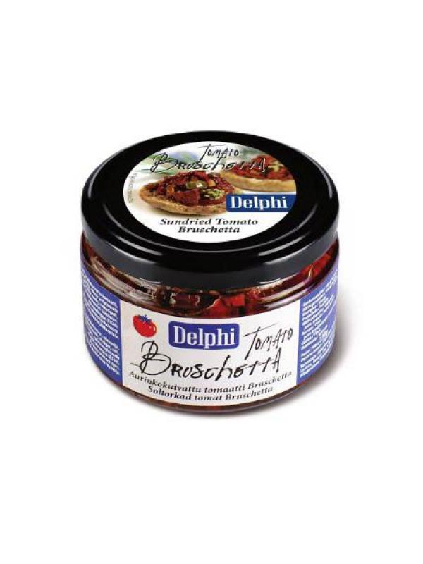 Соус до брускетті з в'яленими томатами Delphi, 230г