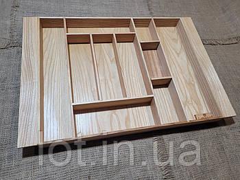 Лоток для столовых приборов LM1 569-660.400 ясень