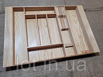 Лоток для столовых приборов LР3 569-660.400 ясень