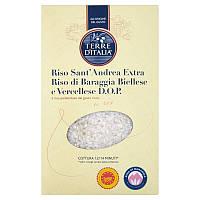 Рис для ризотто Сан Андреа D.O.P. Terra d'Italia, 1кг