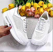Жіночі шкіряні кросівки 36, 37,38,39,40,41
