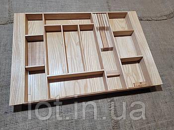 Лоток для столовых приборов LР3М2 569-660.400 ясень