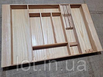 Лоток для столовых приборов LР3 609-700.400 ясень