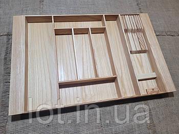 Лоток для столовых приборов LР8 609-700.400 ясень