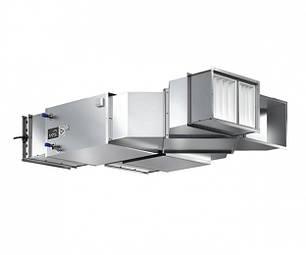 Підвісні установки для вентиляції і кондиціонування повітря Compact NVS