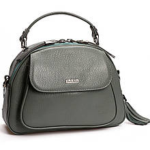 Женская сумка Karya 2174-026 кожаная мятная