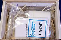 Комплект для ремонту сколів сталевих і чавунних ванн і душових піддонів Просто і Легко, фото 2