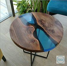 Эпоксидная смола прозрачная для 3D столешниц с отвердителем ТМ Просто и Легко 10 кг Оригинал, фото 3