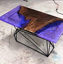 Эпоксидная смола прозрачная для 3D столешниц с отвердителем ТМ Просто и Легко 10 кг Оригинал, фото 2