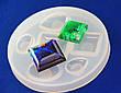 Ювелірна смола для 3Д біжутерії з затверджувачем ТМ Просто і Легко 1 кг Оригінал, фото 4