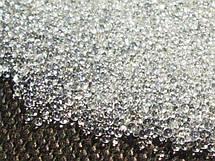 Микробисер стеклянные шарики для эпоксидной смолы (эффект падающего снега) 50г ТМ Просто и Легко, фото 2