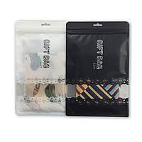 Зип-пакеты со струнным замком zip-lock зип-лок универсальные Gift Bag L 17,5см х 27,5см