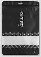 Зип-пакеты со струнным замком zip-lock зип-лок универсальные Gift Bag XL 22,5см х 32,5см