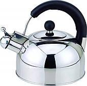 Чайник со свистком Con Brio 2,5 л CB-402