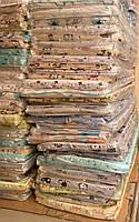 Детский матрас в кроватку кокос-поролон (КП), детский матрасик в манеж, 120*60 см