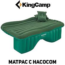 Матрас автомобильный KingCamp Delicacy Aiebed KM2004, зеленый