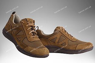 Тактичні кросівки / військова літнє взуття, армійська спецвзуття ENIGMA (койот)
