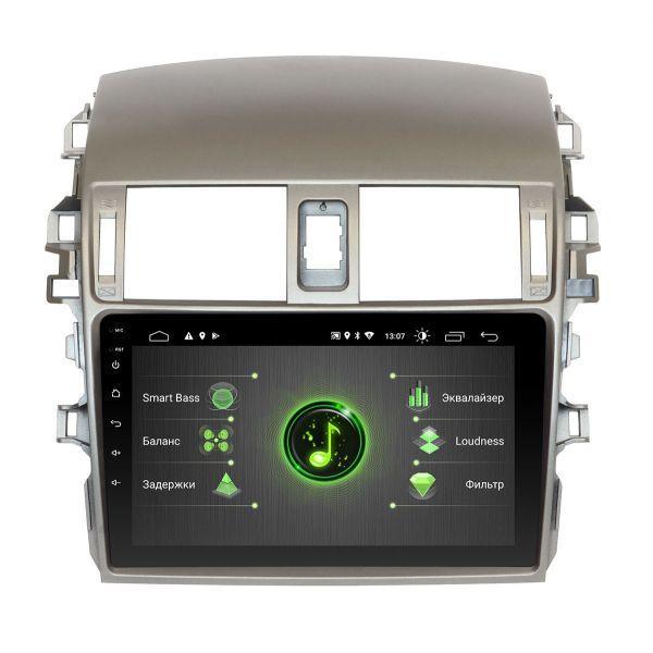 INCar Штатная магнитола Incar DTA-1441 для Toyota Corolla 2009-2012