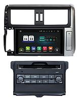 INCar Штатная магнитола Incar TSA-2184A9 для Toyota Land Cruiser 150 2010-2014 Комплектация авто со штатным