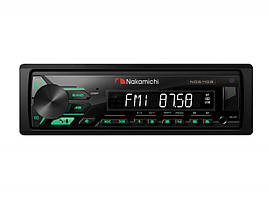 Nakamichi Магнітола 1DIN Nakamichi NQ611GB з модулем Bluetooth