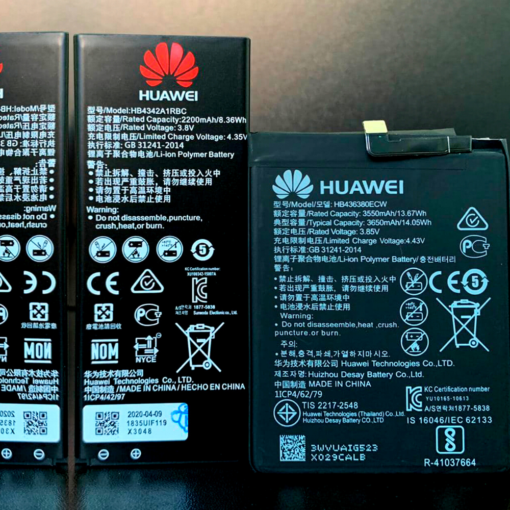 Аккумулятор (батарея) Huawei P30 HB436380ECW Original