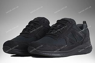 Тактичні кросівки / військова літнє взуття, армійська спецвзуття ENIGMA (чорний)