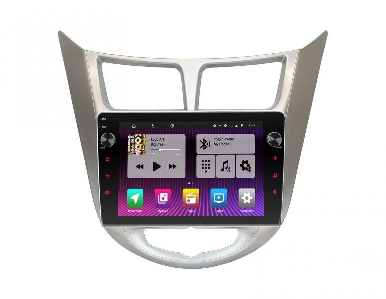Штатна магнітола Incar TSA-9301R для Hyundai Accent 2011+