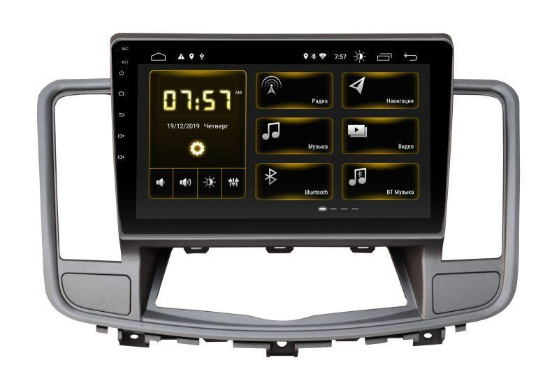 INCar Штатная магнитола Incar DTA-6223 для Nissan Teana 2008-2012