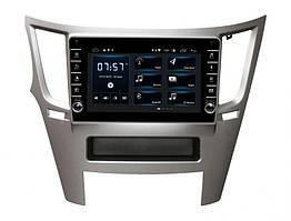 Штатна магнітола Incar DTA-5013R для Subaru Legacy 2009-2014, Outback 2009-2014