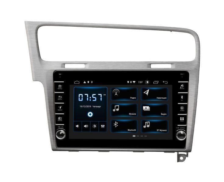 Штатна магнітола Incar DTA-1079R для Volkswagen Golf VII 2012+
