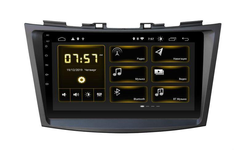 INCar Штатная магнитола Incar DTA-1705 для Suzuki Swift 2011-2016