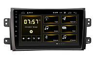 INCar Штатная магнитола Incar DTA-0703 для Suzuki SX4 2007-2013