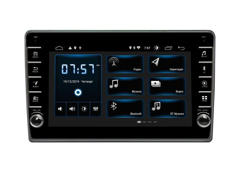 INCar Штатная магнитола Incar DTA-1085R для Volkswagen Passat B7, CC, Golf 6, Amarok, Multivan 10+, Jetta,