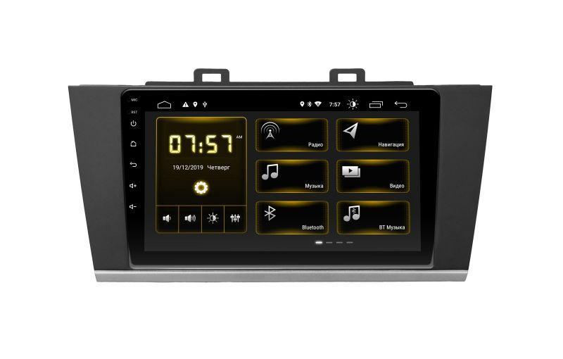 INCar Штатная магнитола Incar DTA-5014 для Subaru Legacy 2014+, Outback 2014+
