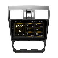 INCar Штатная магнитола Incar DTA-5011 для Subaru Forester 2012-2016, Impreza 2011-2016, XV 2011-2016