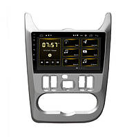 Штатна магнітола Incar DTA-1408 для Renault Logan 2009-2013, Sandero 2007-2011 Duster 2010-2013
